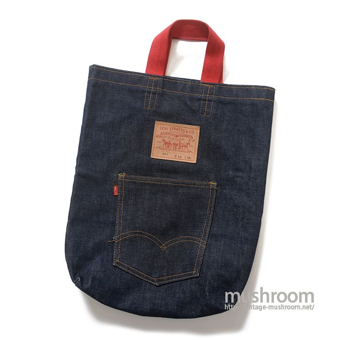 LEVI'S DENIM BAG( NON-WASHED )