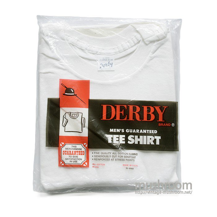 DERBY PACK T-SHIRT ( XL/DEADSTOCK )
