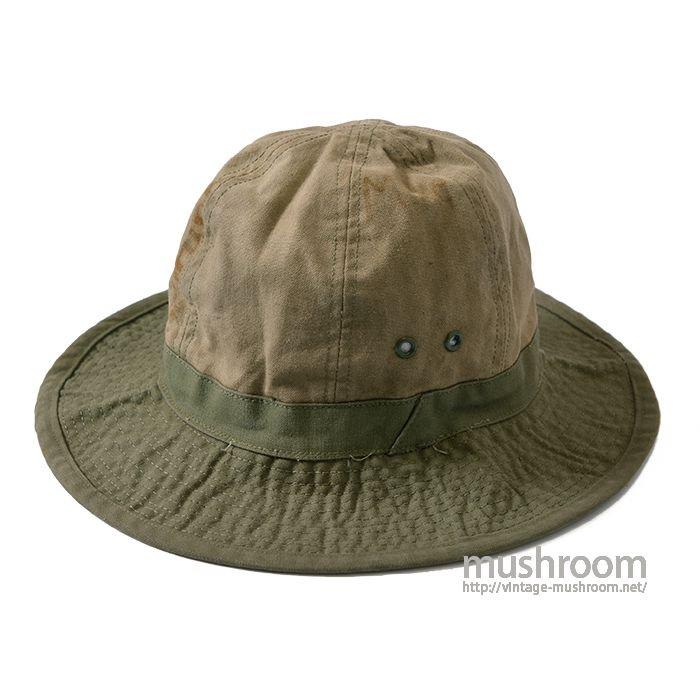 WW2 U.S.ARMY TWO-TONE COTTON HAT