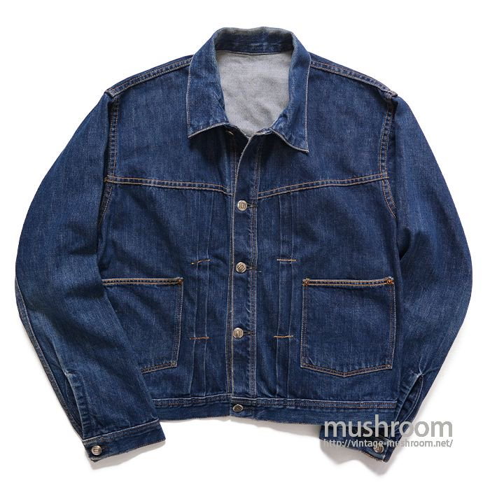 MW 101 TWO-POCKET DENIM JACKET