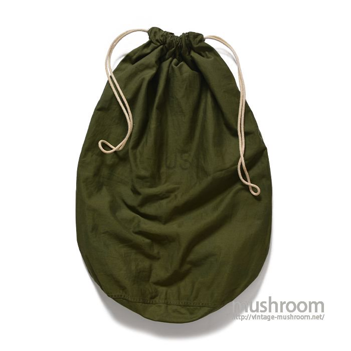 U.S.MILITARY COTTON BARRACKS BAG( DEADSTOCK )