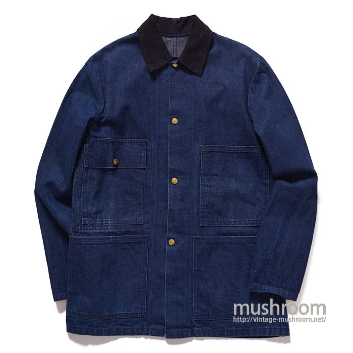 CARTER'S DENIM COVERALL