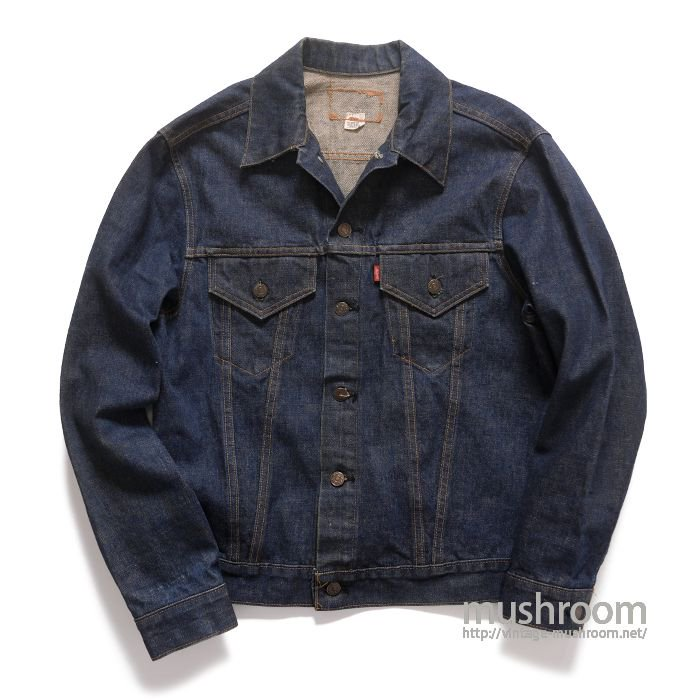 LEVI'S 70505-0217 DENIM JACKET( 1WASHED/MINT )