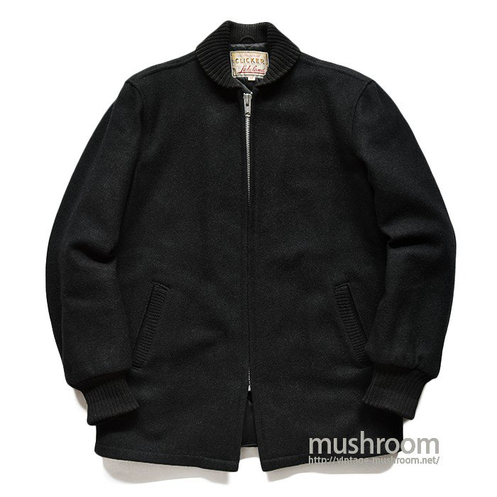 CLICKER BLACK PHARAOH JACKET ( 36/MINT )
