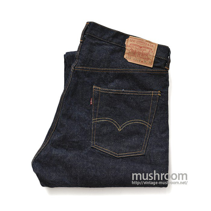 LEVI'S 505E A-TYPE JEANS( W38/L29/ONE-WASHED )