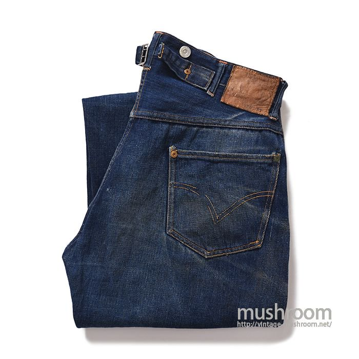 JCP FOREMOST JEANS WITH BUCKLE BACK