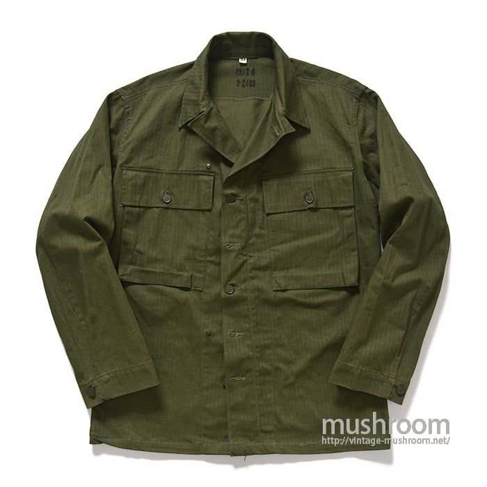 U.S.ARMY M-43 HBT UTILITY JACKET( 36R/DEADSTOCK )