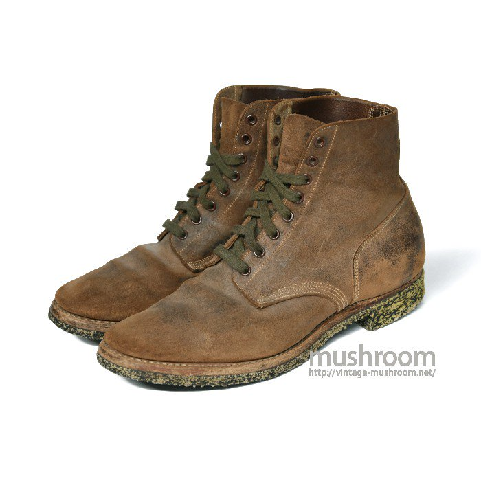 USMC ROUGHOUT BOOTS( 9 1/2F )