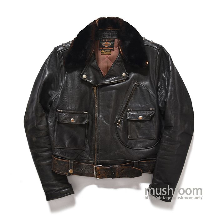 H-D CYCLE CHAMP M/C JACKET