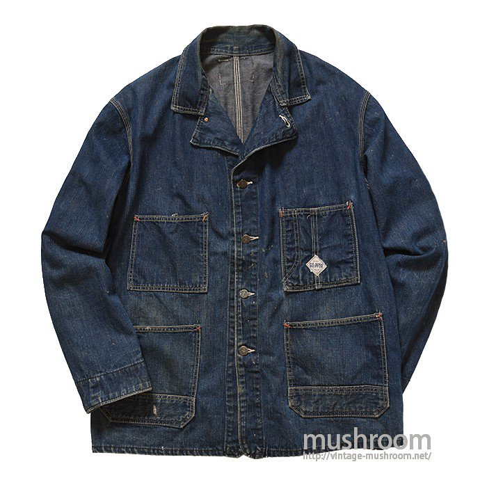 GO-PFOR DENIM COVERALL