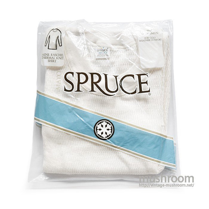 SPRUCE THERMAL UNDERWEAR( S/DEADSTOCK )