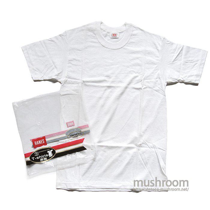 HANES PLAIN PACK T-SHIRT( S/DEADSTOCK )
