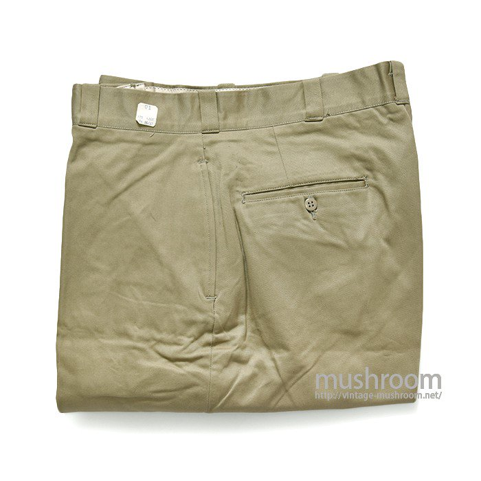 U.S.ARMY CHINO TROUSER( W36L31/DEADSTOCK )
