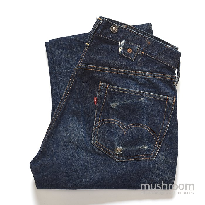 LEVI'S 501XX JEANS( BUCKLE BACK REMOVED)