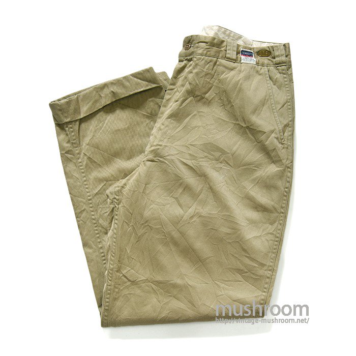BIG MAC WORK TROUSER( MINT )