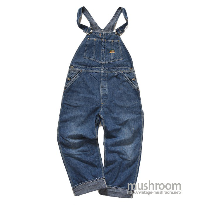 CAN'T BUST'EM DENIM OVERALL