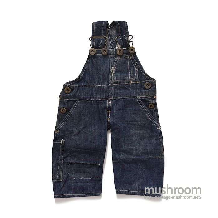 VICTORY DENIM SALESMAN SAMPLE OVERALLS