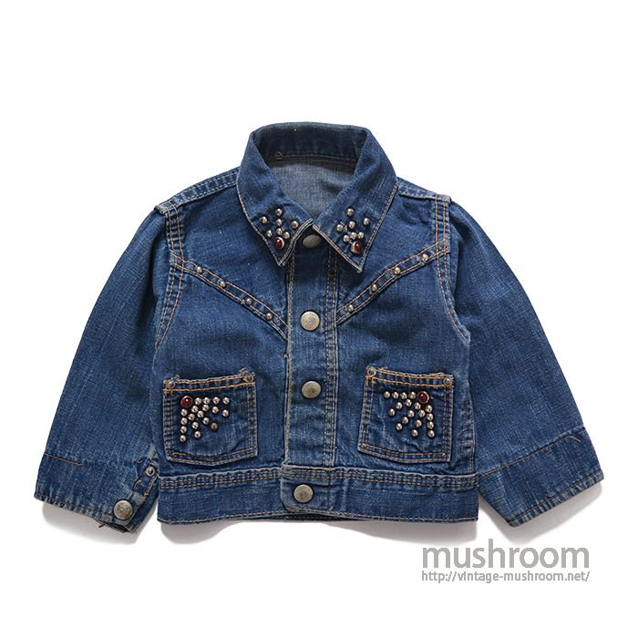 OLD KID'S DENIM JACKET