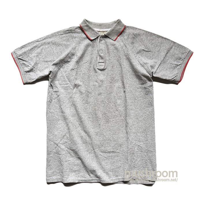 L.L.BEAN S/S POLO SHIRT MADE BY CHAMPION