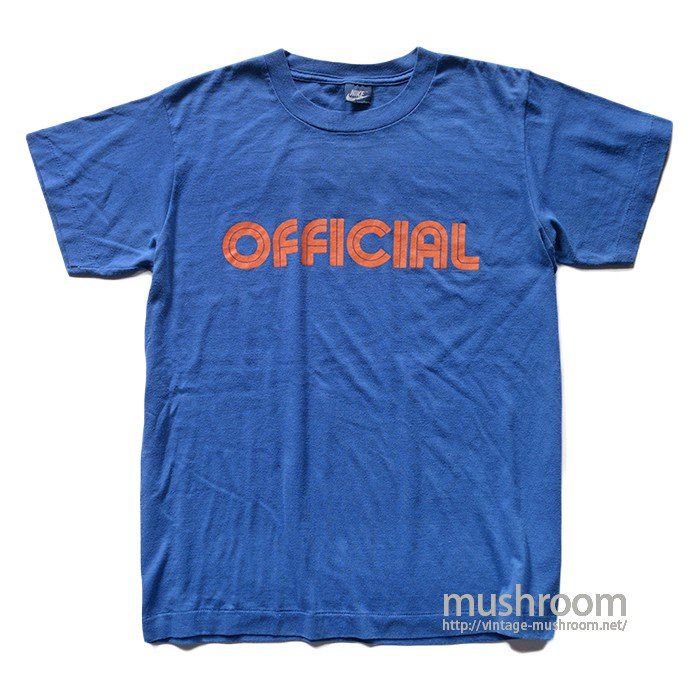 NIKE OFFICIAL T-SHIRT