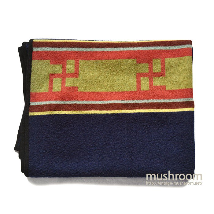 OLD SWASTIKA NATIVE BLANKET