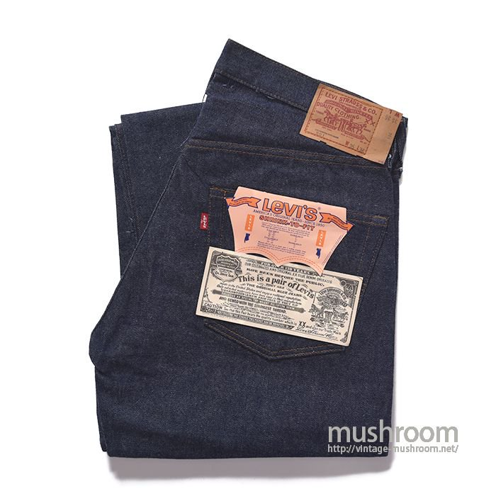 LEVI'S 501 RED LINE JEANS( W35L36/DEADSTOCK )