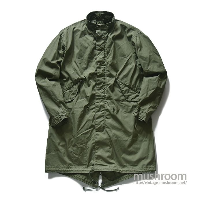 U.S.ARMY M-65 FISHTAIL PARKA( 68's/MINT )