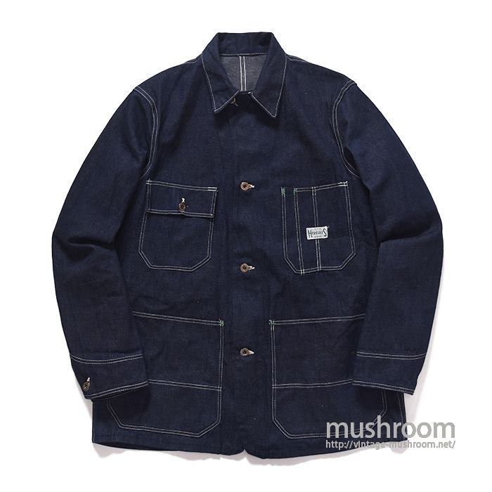 WW2 HERCULES DENIM COVERALL( 38/DEADSTOCK )