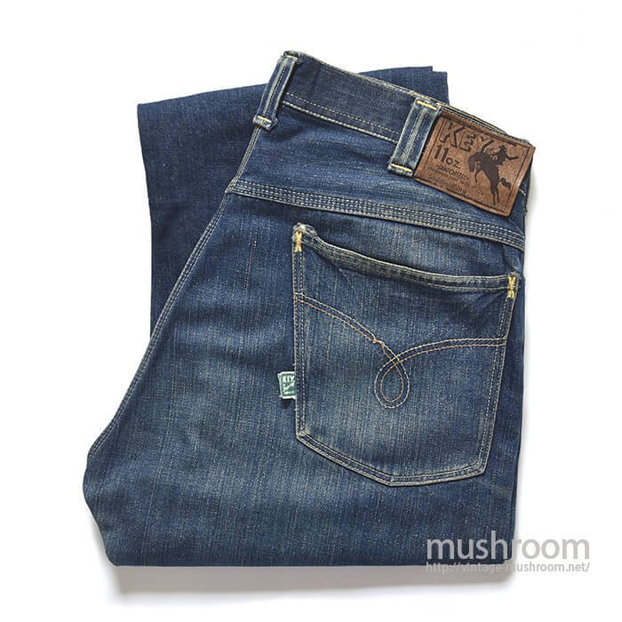 KEY FIVE POCKET JEANS