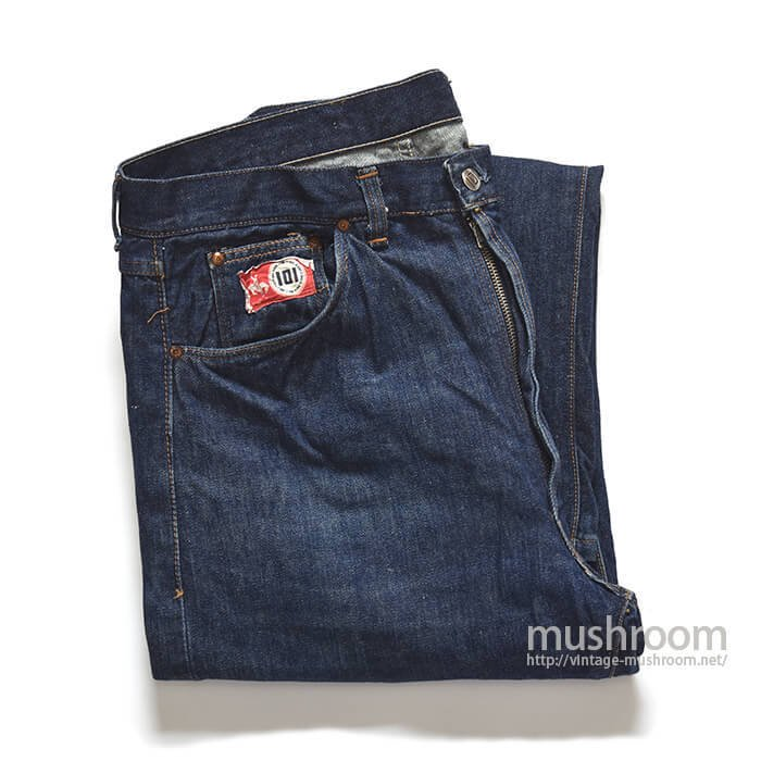 MW101 FIVE POCKET JEANS