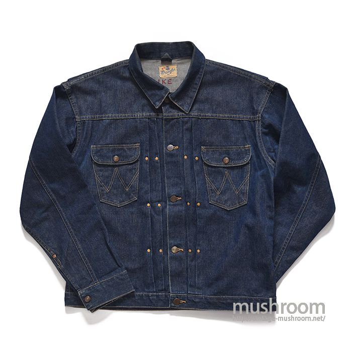 WRANGLER 111MJ DENIM JACKET( 46/MINT )