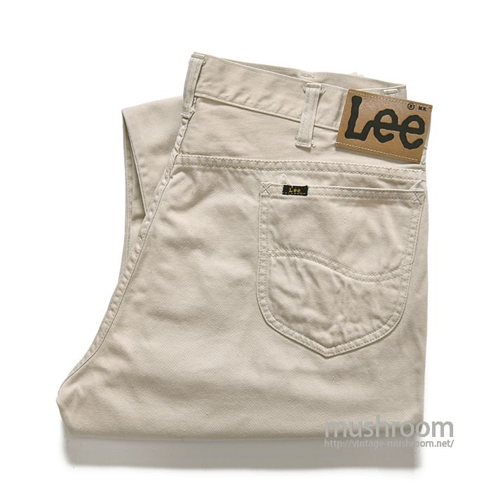 Lee WESTERNER COTTON PANTS( MINT )