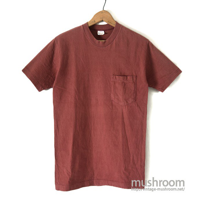 PENNEY'S TOWNCRAFT POCKET T-SHIRT