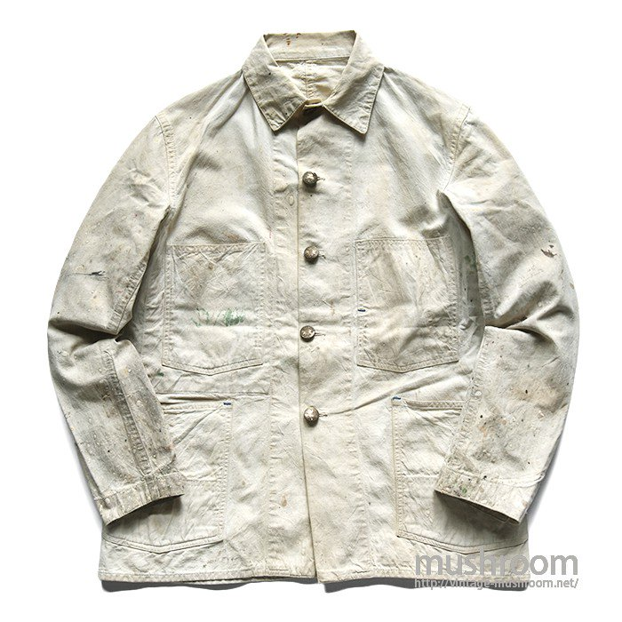 UNKNOWN COTTON COVERALL