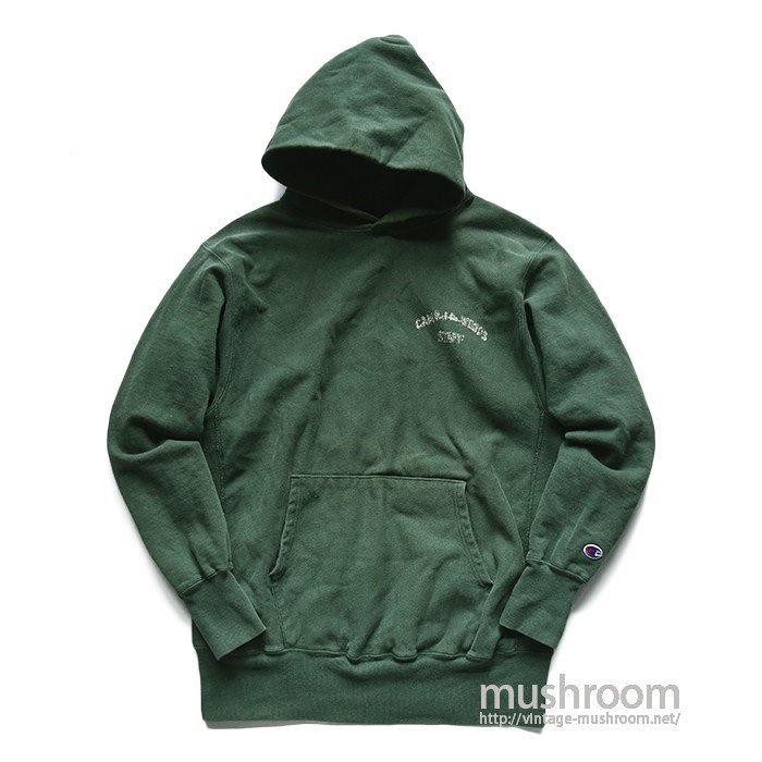 CHAMPION CAMP-OF-THE-WOODS REVERSE WEAVE HOODY