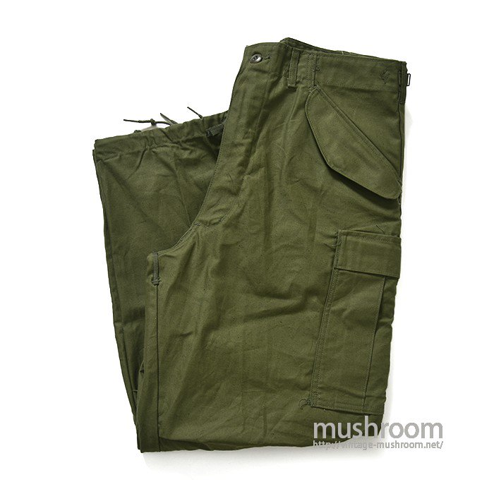 U.S.ARMY M-65 FIELD TROUSER( M-R/DEADSTOCK )