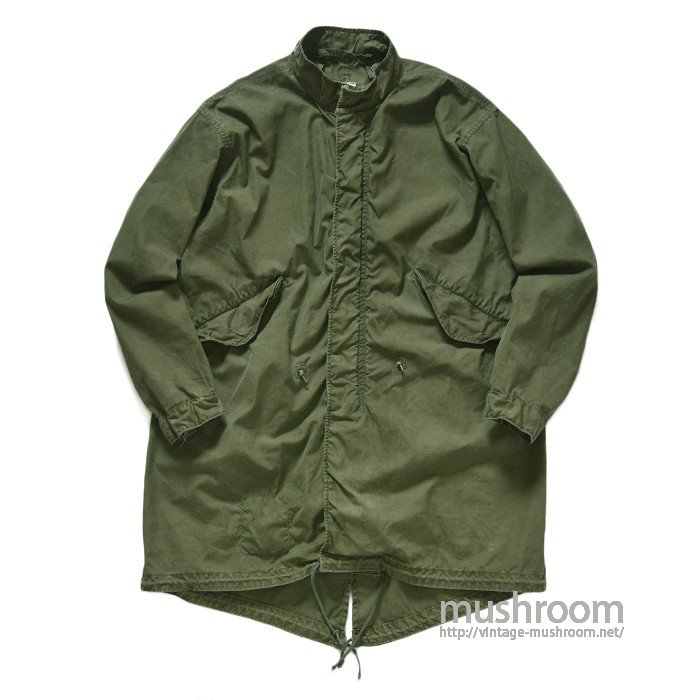 U.S.ARMY M-65 FISHTAIL PARKA( 68's/S-REGULAR )