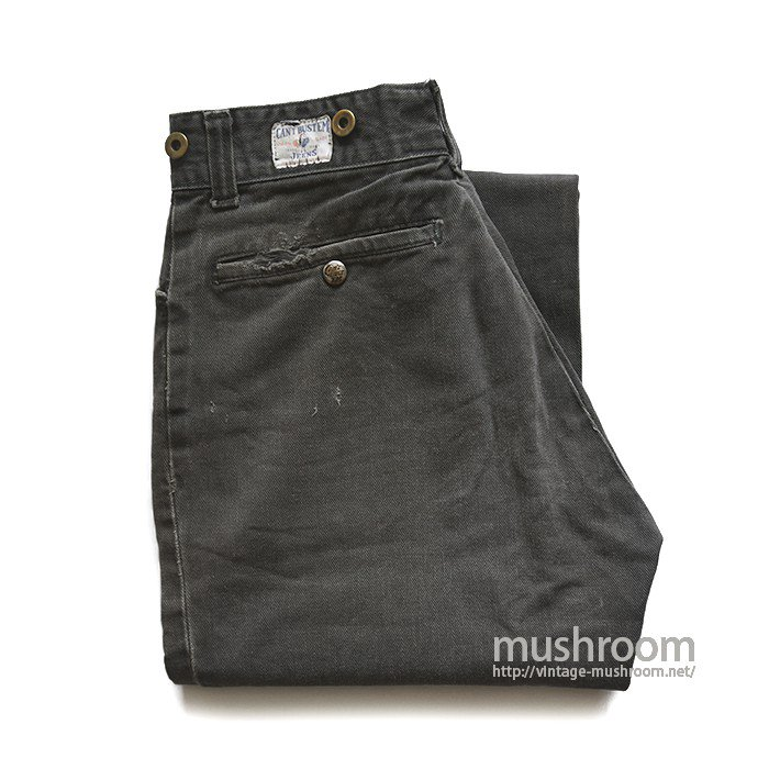 CAN'T BUST'EM FRISCO JEENS WORK TROUSER