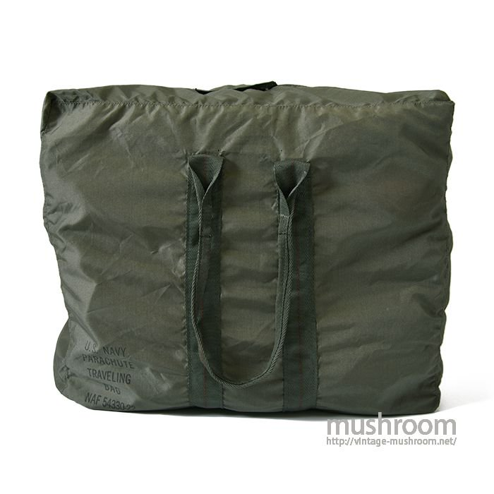 U.S.NAVY PARACHUTE TRAVELING KIT BAG( MINT  )