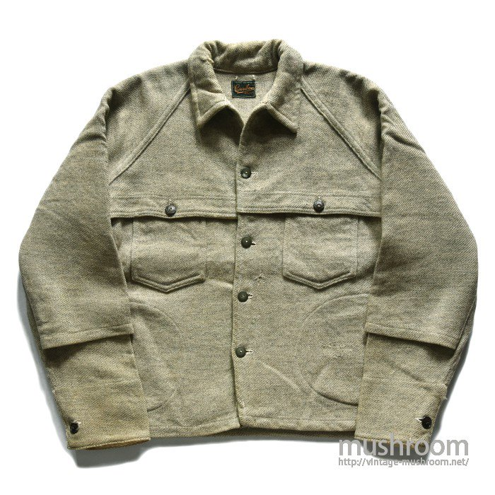 CARIBOU BRAND WOOL CRUISER JACKET