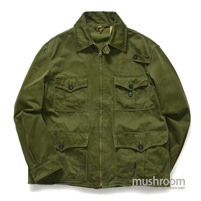 MID WESTERN COTTON HUNTING JACKET