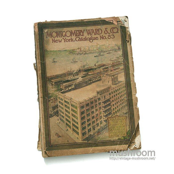 MONTGOMERY WARD FALL&WINTER CATALOG(1914)
