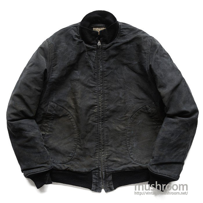 WW2 U.S.NAVY BLUE DECK JACKET