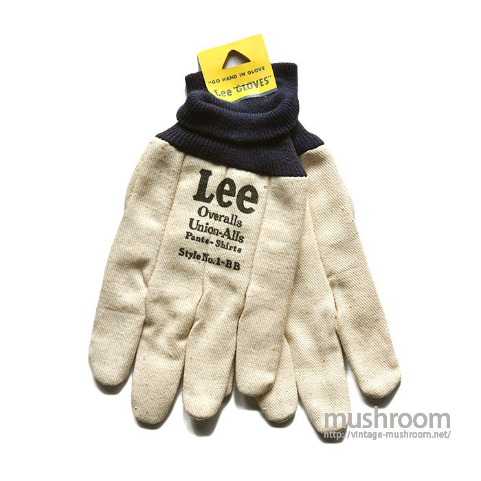 Lee WORK GLOVES( DEADSTOCK )
