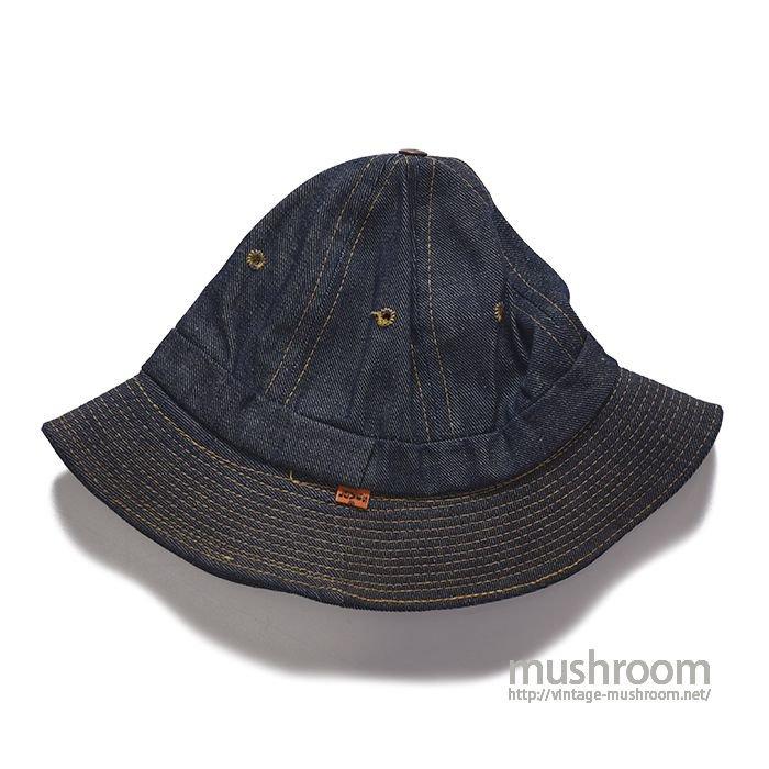 LEVI'S DENIM HAT( ALMOST DEADSTOCK )