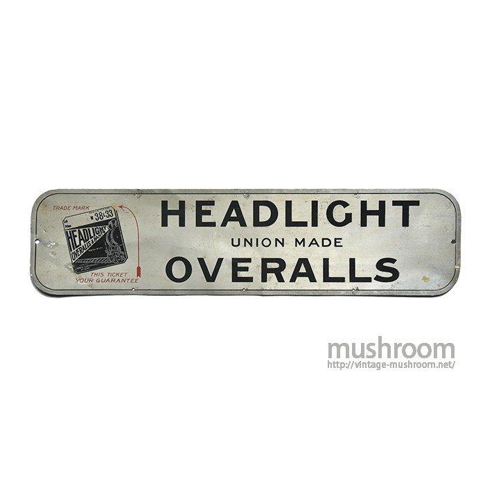 HEAD LIGHT ADVERTISING SIGN