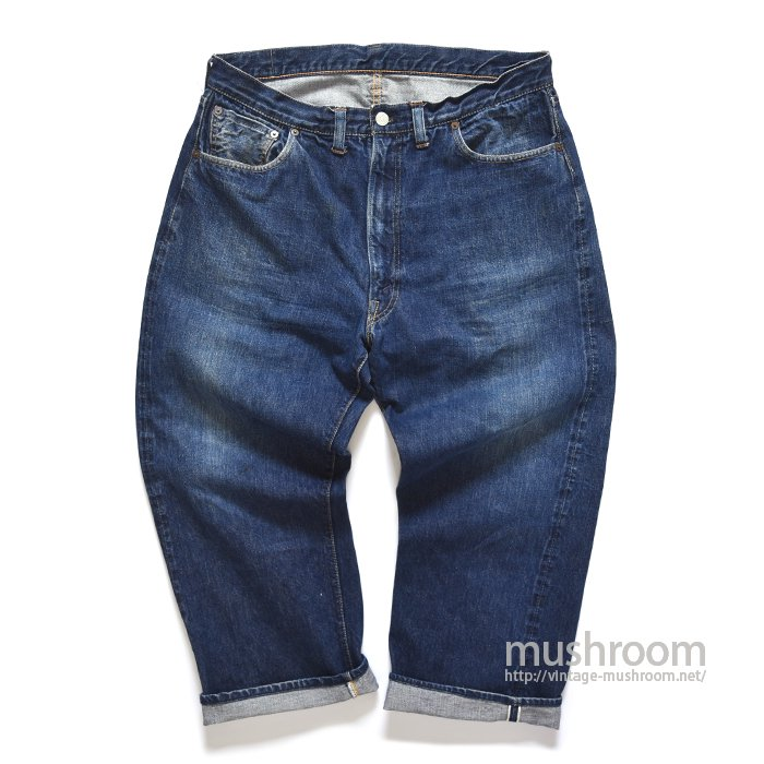 LEVI'S 501ZXX JEANS( LEATHER PATCH )
