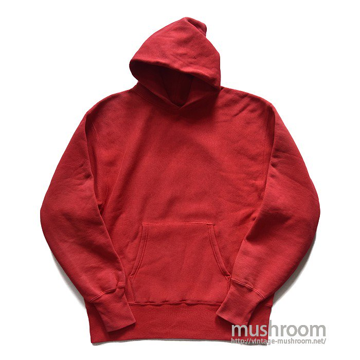 CHAMPION PLAIN REVERSE WEAVE HOODY( ONE-COLOR TAG )