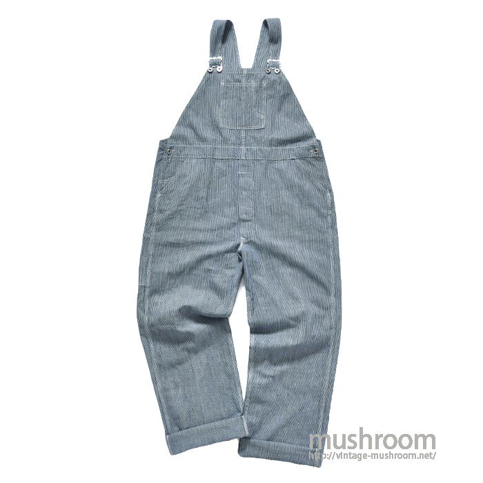 OLD PIN-STRIPE OVERALL( MINT )