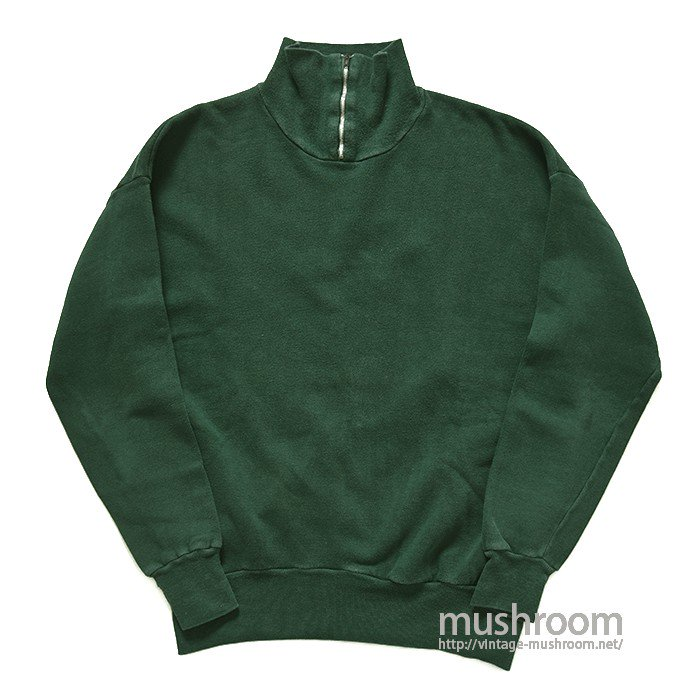 BRENT HALF-ZIP SWEAT SHIRT